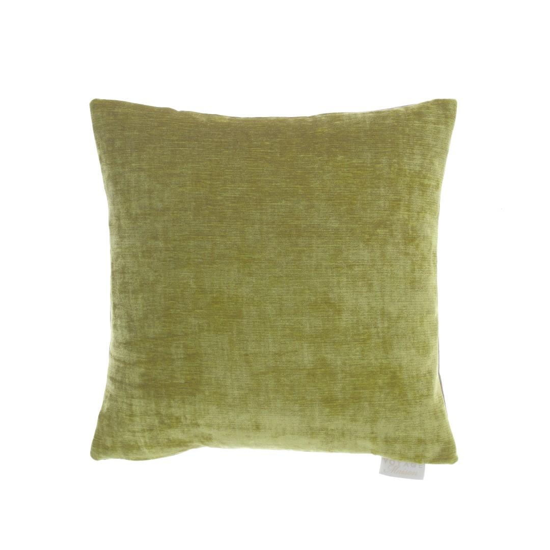 Mimosa Cushion Catkin Aqua Furnishings