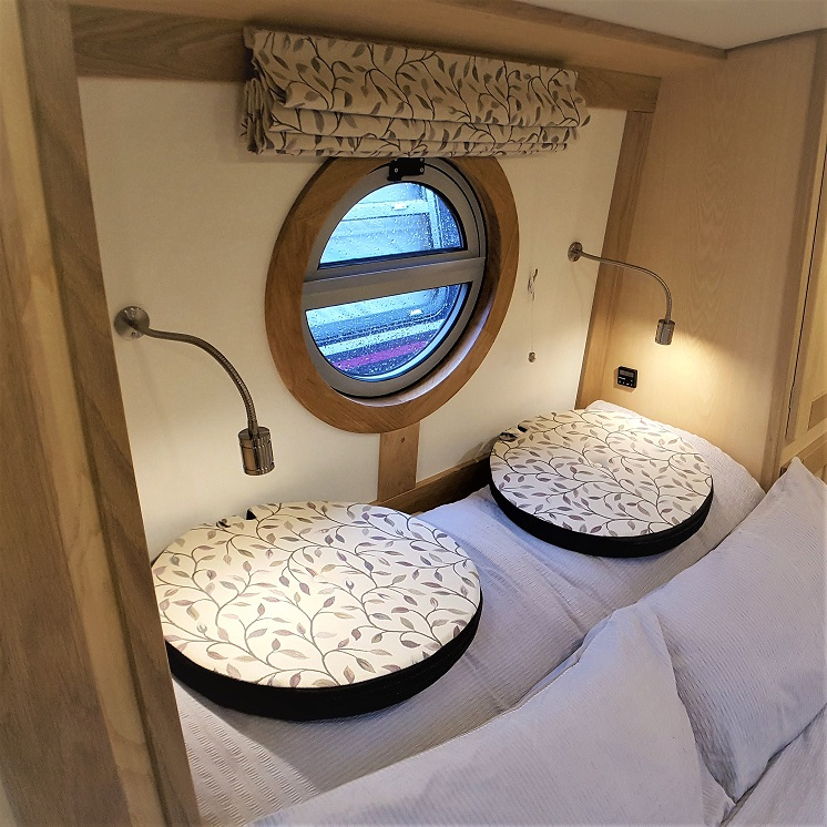 boat blinds & porthole covers