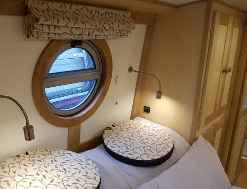 Porthole Window Dressings & Soft Furnishings