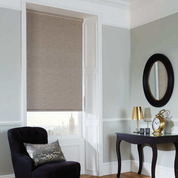 Plain Roller Blinds