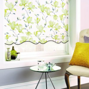 Magnolia Pipin Roller Blind