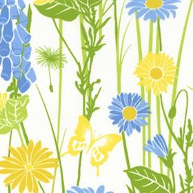 Coutry Garden Spring Glade Roller Blind
