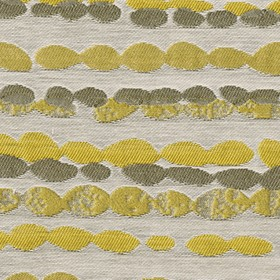 Pebbles Chartreuse Tonic Roller Blind