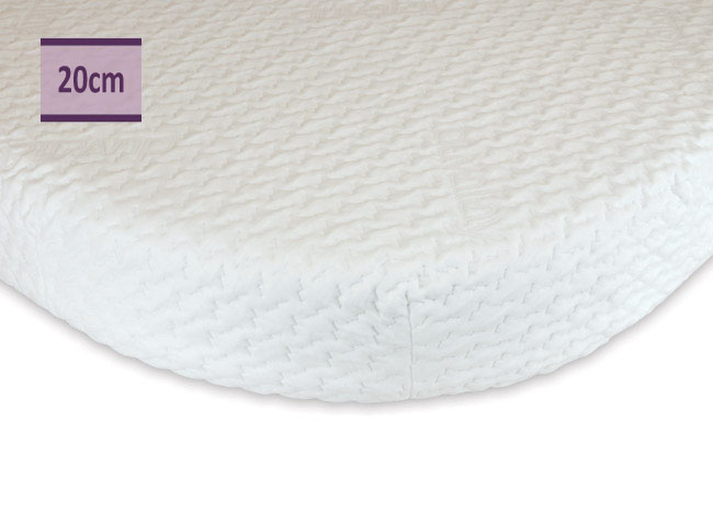 Memory Foam Single Mattress