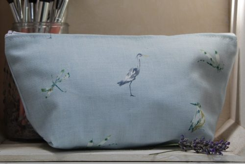 Summer Wildlife Ditzy Make-Up Bag