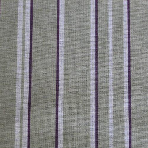 Spring Aqua Marine Stripe