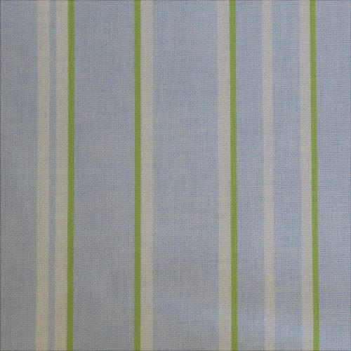 Summer Aqua Marine Stripe