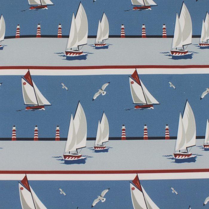 Nautical Blue Boats