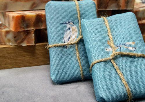 Festive Handmade Soap