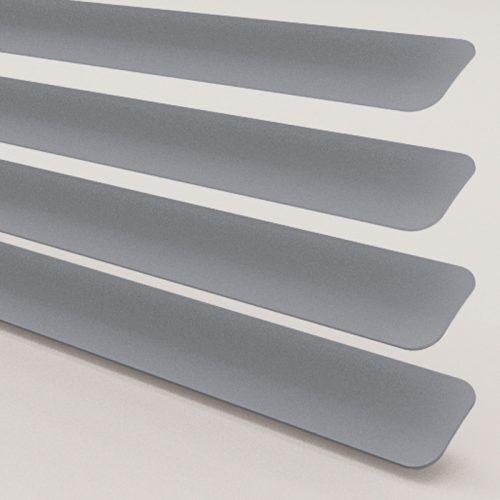 Steel Grey Aluminium Venetian Blind