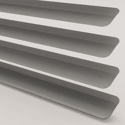 Smoke Aluminium Venetian Blind
